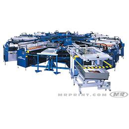 CONQUEST™ Multicolor Graphics Screen Printing Press