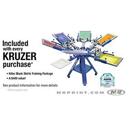 KRUZER™ Manual Screen Printing Press