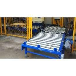 Pallet & Box Conveyor Systems