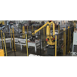 BAG PALLETIZING ROBOTS AND SYSTEMS