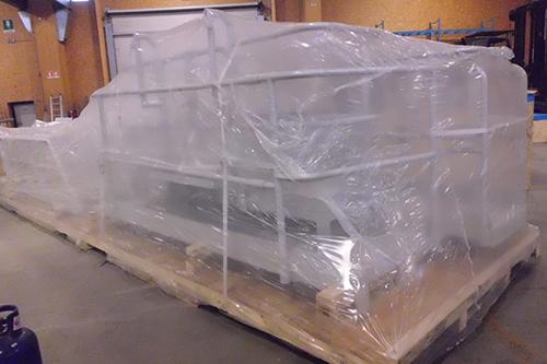Polyethylene packaging Film