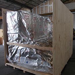 Aluminium barrier- VCI