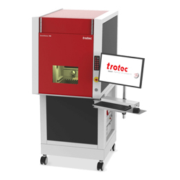 Industrial marking laser