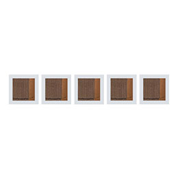 Single-wall cardboard boxes