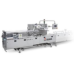 FR 400 flow pack wrapper (HFFS)