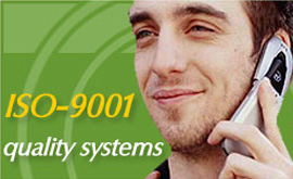 ISO 9001 Quality Systems