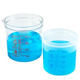Azlon® Square Ratio Beakers