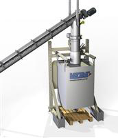 Big bag filling - semi- to fully automatic fillers for big bags
