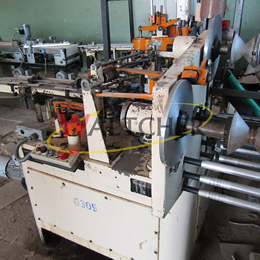 Rasch RD single twist wrapping machine