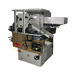 Wrapping machine double twist Nagema