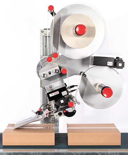 Hsm Label Applicator | Packaging And Labelling Equipment And