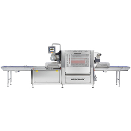 Fully automatic traysealer TL 750
