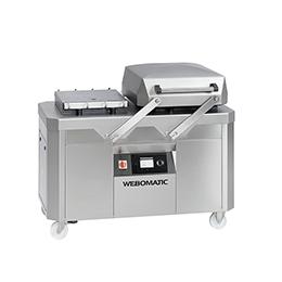 Double chamber machine duoMAT 450