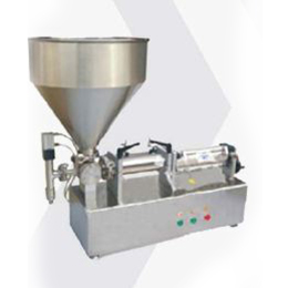 Paste Piston filter table type