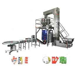 WP-PS Packaging Line Machine