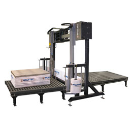 Stretch Wrapping Equipment WCW Banner applicator