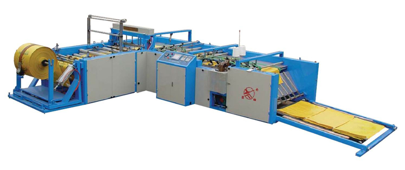 Automatic Cutting and Sewing Machine