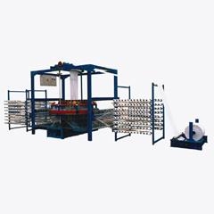 big-sized 4-shuttle circular loom