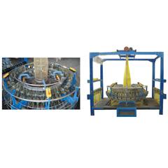 High-speed Circular Loom for Mesh Bag