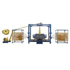 Oil-free little cam 4 shuttle circular loom