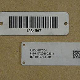 engraved metal id tags