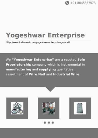 Yogeswar Enterprise