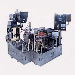 Fully automatic filling & packing machine for liquids and pastes Y-77-A 260-350-500