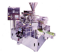 Rotary type Automatic filling packing machineHS-77-A9 260-350-500